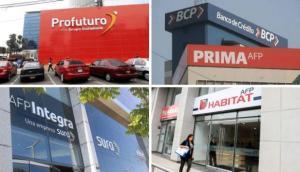 AFP gana millones y hace perder fondos a trabajadores peruanos.