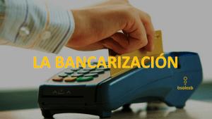 SUNAT: La Bancarización en las personas jurídicas y naturales.