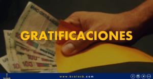 Laboral: Gratificaciones como beneficio de acuerdo a Ley