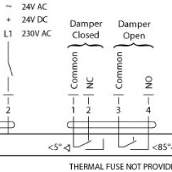 Isolation Transformer Wiring Diagram 1995 Chevy Lumina Engine Bsb : Fsd-td Series Fire And Smoke Dampers Electrical Actuator Specifications
