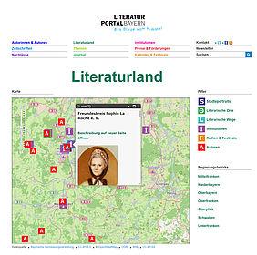© Literaturportal Bayern
