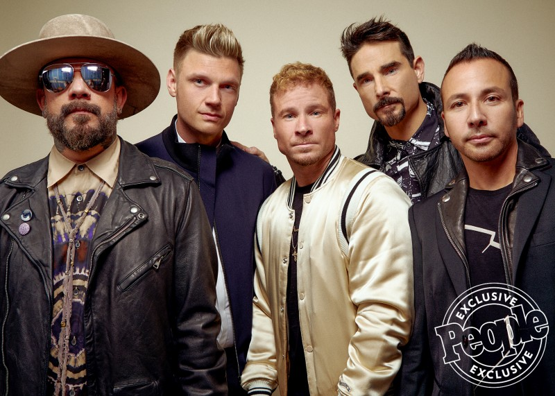 News: @BackstreetBoys in the media (Updated 2/14/2020 @ 7 ...