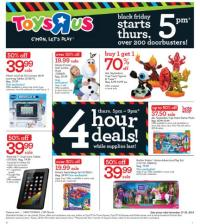 Toys R Us Black Friday 2014