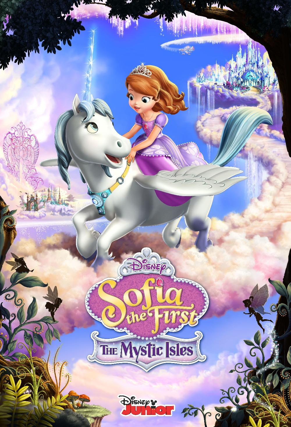 Sofia The First The Mystic Isles On Disney Junior