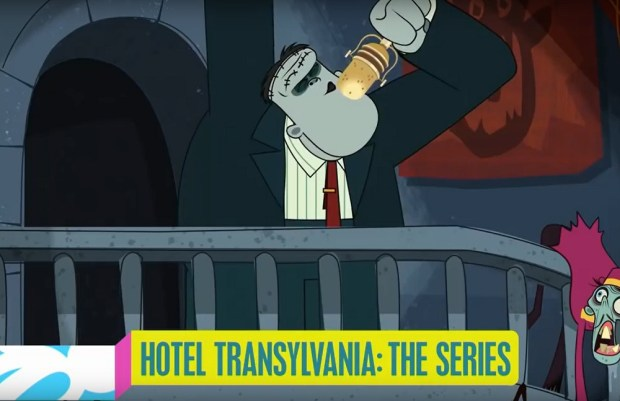 Hotel Transylvania The Series