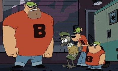 Beagle Boys DuckTales 2017