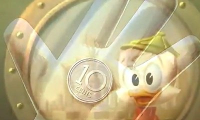 DuckTales 2017 Number One Dime