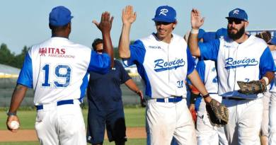 Baseball & Softball Rovigo Vittoria