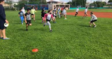 Summer Camp BSC Rovigo 2021