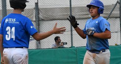 Under 15 Baseball   BSC Rovigo