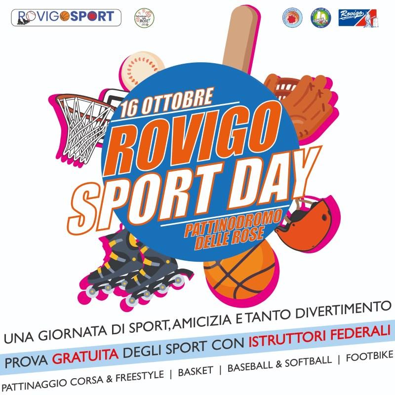 Scarica la locandina di Rovigo Sport Day