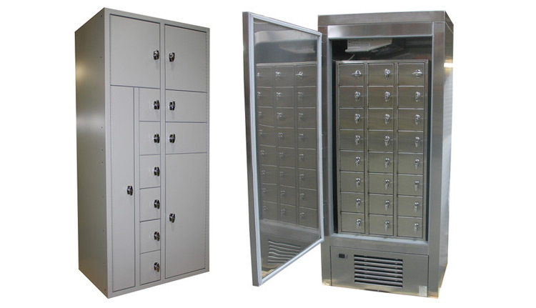 Evidence Lockers  Room Storage for Police  Law