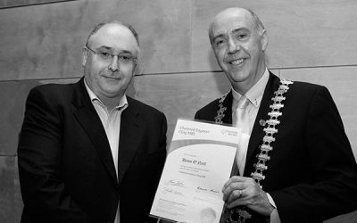 Denis O'Neill Chartered Engineer