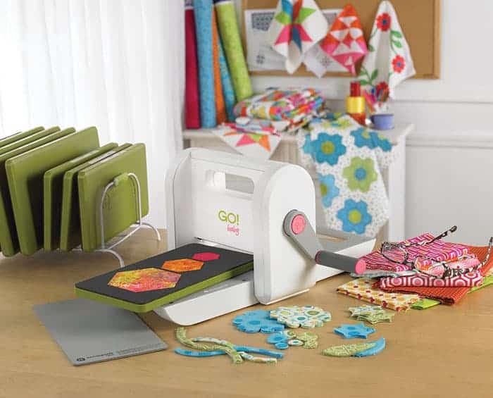 Accuquilt GO! Baby Fabric Cutter Starter Set (55600)