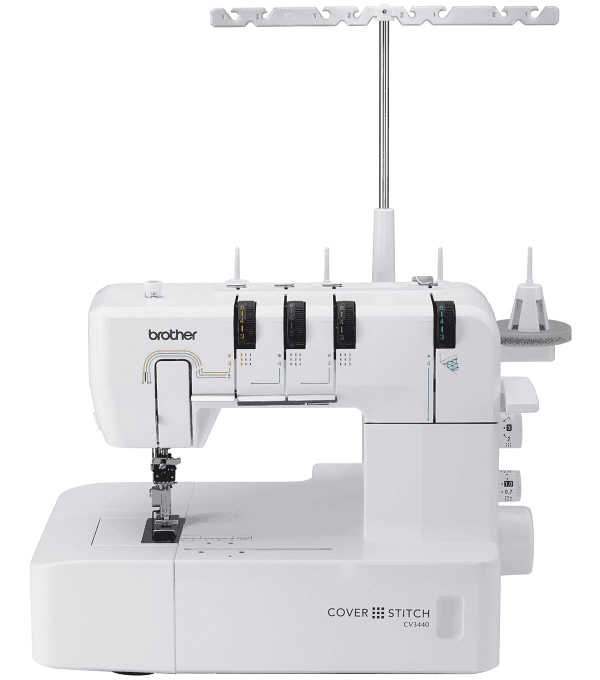 Brother Single-Sided Cover Stitch Serger - CV3440
