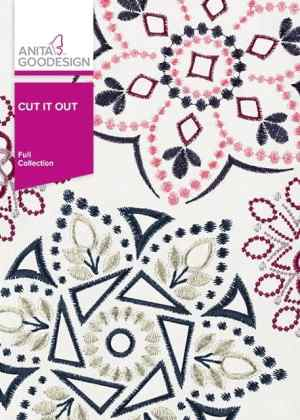 Anita Goodesign Cut It Out Embroidery Collection