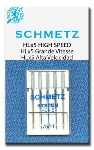 HLx5 Professional Quilter's Machine Needles
