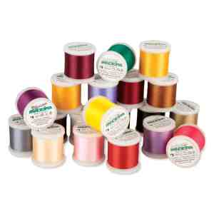 Madeira Polyneon No. 40, Polyester Embroidery & Quilting Thread - 440 yd/400 m