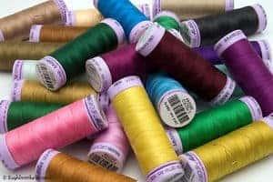 Mettler Silk-Finish Cotton Thread - 50wt - 164yds