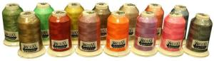 Floriani Mixed Embroidery Thread - 1000 Meters