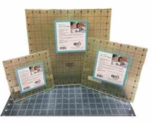 """Quilter's Select Non Slip Quilting Ruler - 6.5"""" x 6.5"""""""