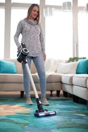 Simplicity S65 Cordless Lightweight Vacuum Cleaner