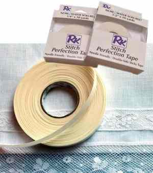 """RNK - Stitch Perfection Tape - Water Soluble 1/4"""" x 10 yds"""