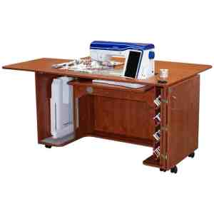 Horn Model 8050 Sewing Cabinet/Quilting Cabinet