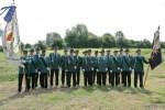 Gruppenfoto der Offiziere (Mai 2009)