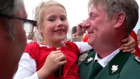 Schützenkönig 2009: Holger Funck