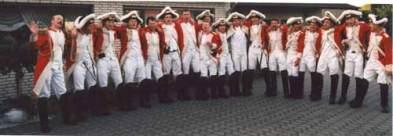 Schützenfest 1997: Sappeure