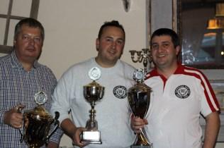Preis- und Pokalschießen 2010: Die Pokalsieger