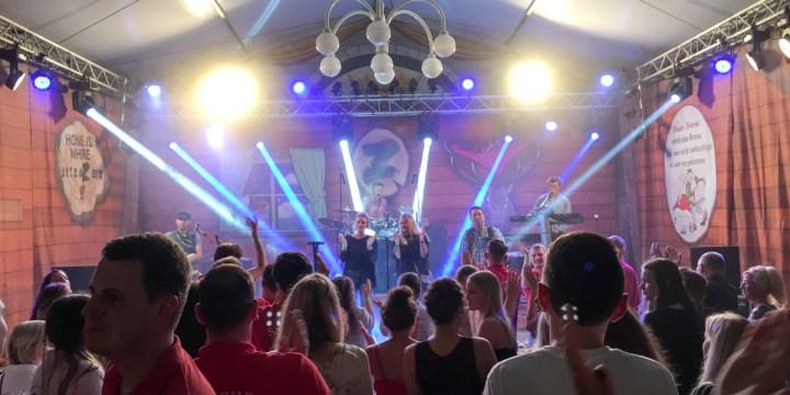 Fotos von der 5. Baerler Party-Night • 25. Mai 2018