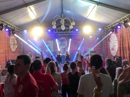 5. Baerler Party-Night mit der Aischzeit