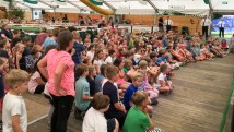 Besuch der Kindergärten und der Grundschule ©stefanmoeller