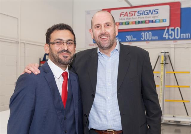 FASTSIGNS FRANCHISE PROVIDES JOBS BOOST IN MAIDSTONE