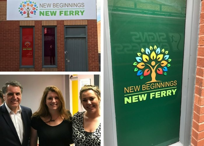 A New Beginning for New Ferry