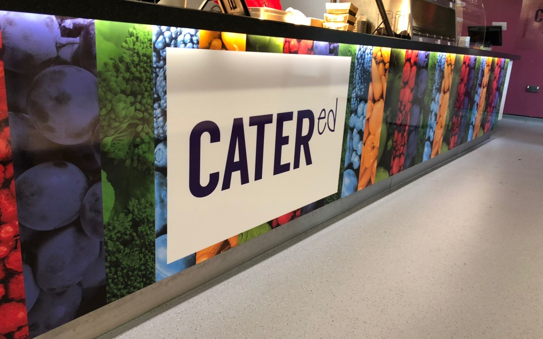 PCH Manufacturing creates fresh & dynamic new signage
