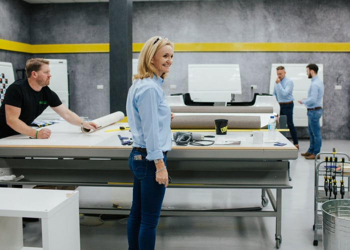 UK material supplier launches The Training Academy to inspire businesses