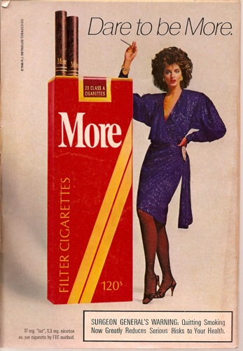 memories of the '80s – women, advertising & sexism | W ...