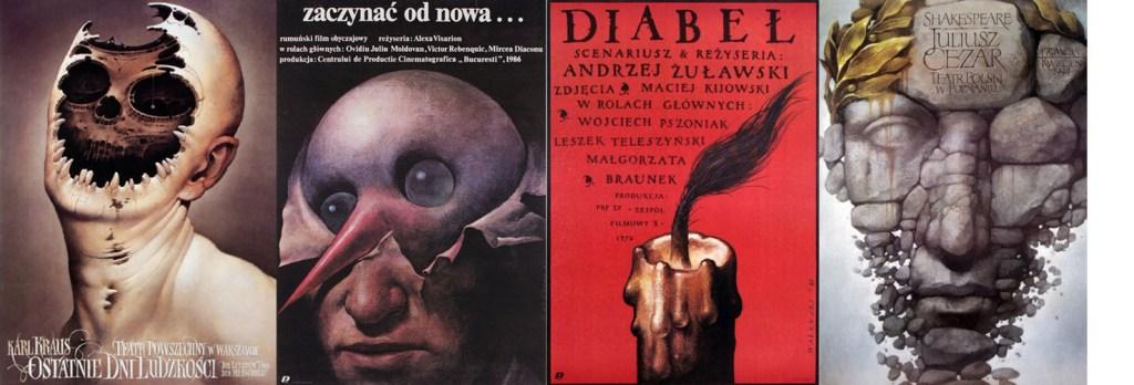 """Wieslaw Walkuski """"The Last Days of Mankind"""" Karl Kraus - """"E ora: punto e a capo"""" Alan Pakula - """"Il Diavolo"""" Andrzej Żuławski - """"Giulio Cesare"""" William Shakespeare"""