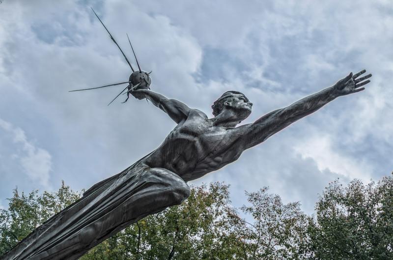 Monumento a Gagarin