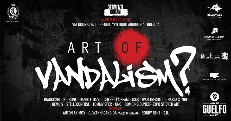ART OF VANDALISM