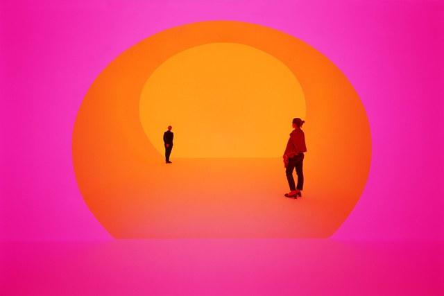 James Turrell - Arte