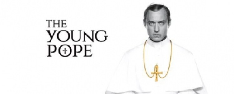"SERIE TV ""The young Pope"" (2016) Paolo Sorrentino"