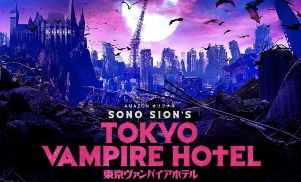 "SERIE TV ""Tokyo Vampire Hotel"" (2017) Sion Sono"