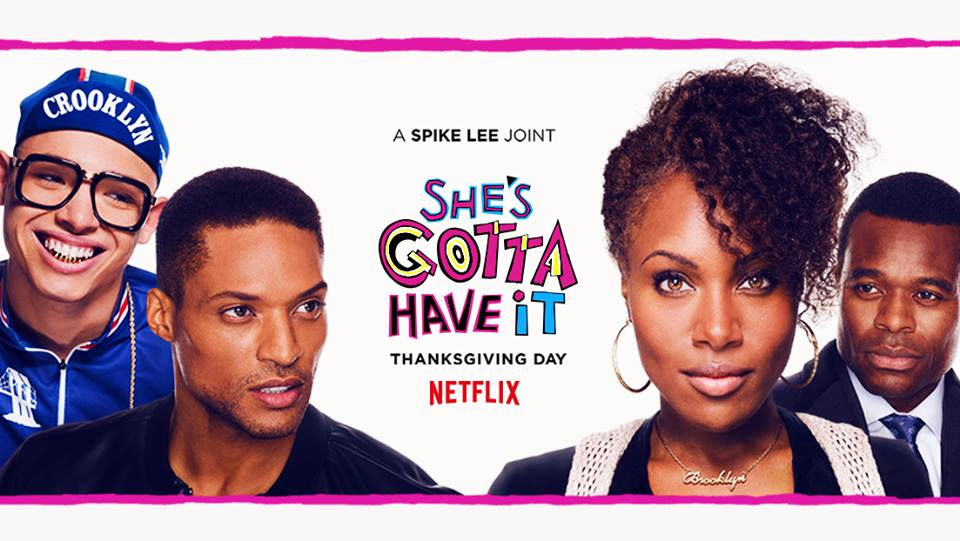 """She's Gotta Have It"" (2017) Spike Lee"