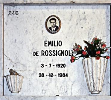 Emilio De Rossignoli