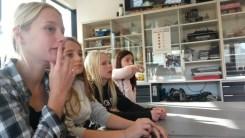 techniek les op het Rijnlands