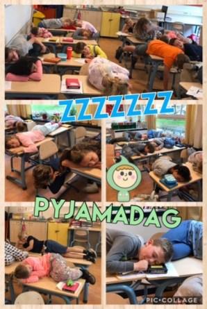Pyjamadagcompilatie